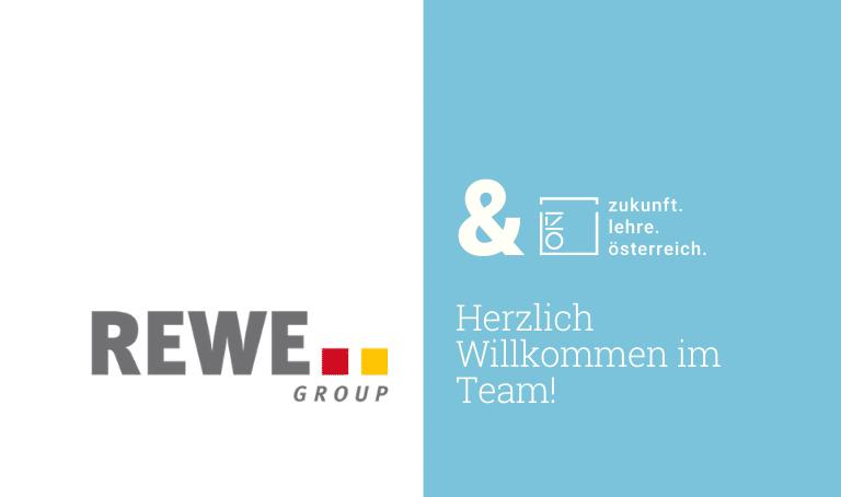 Wir präsentieren: z.l.ö. und REWE Group